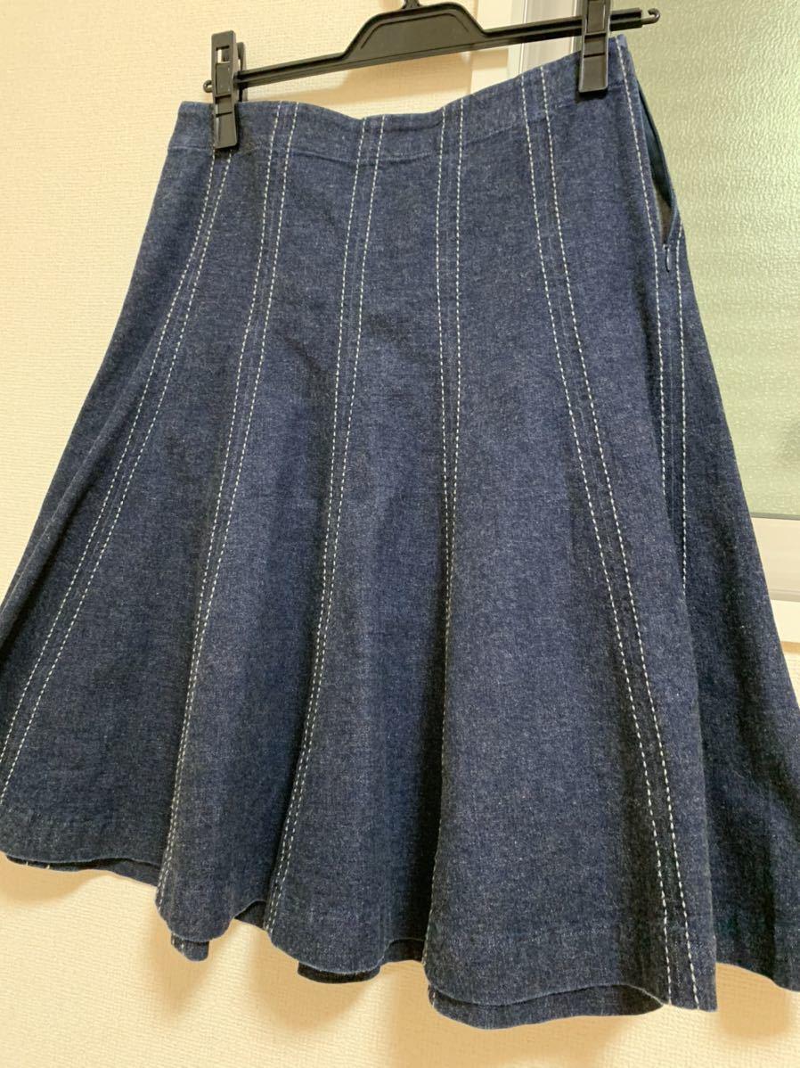 スカート 49AV ジュンコシマダ Junko shimada サイズ38