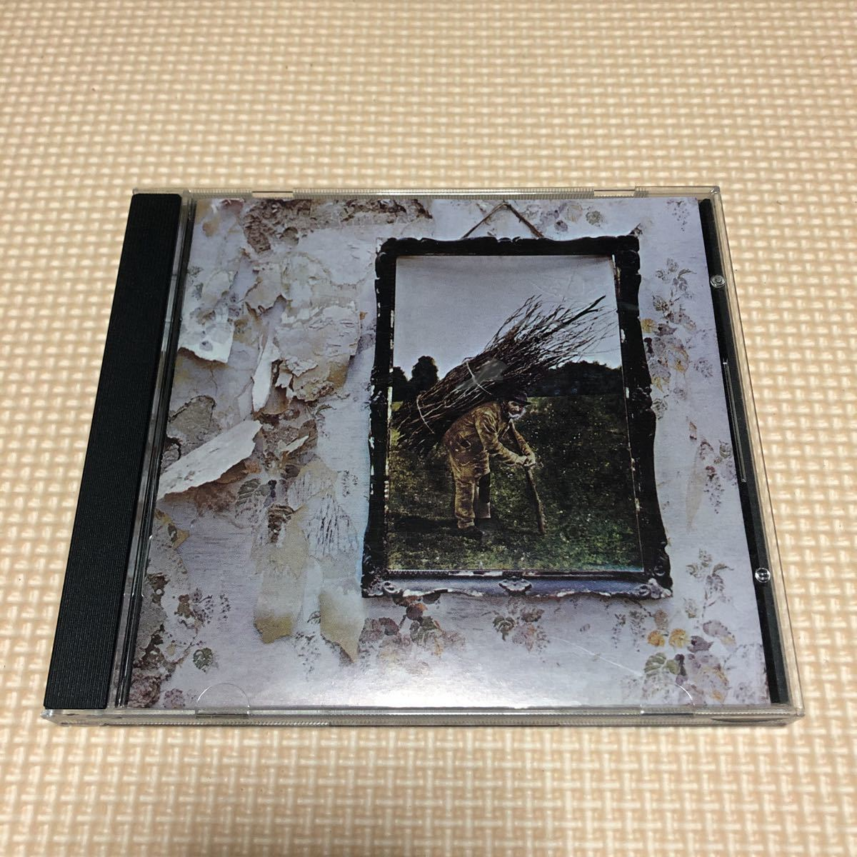 Led Zeppelin Ⅳ USA盤CD