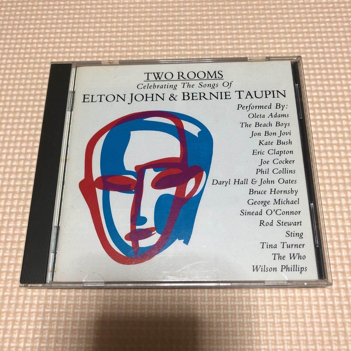 エルトン・ジョン・ソングス トゥー・ルームス 国内盤CD