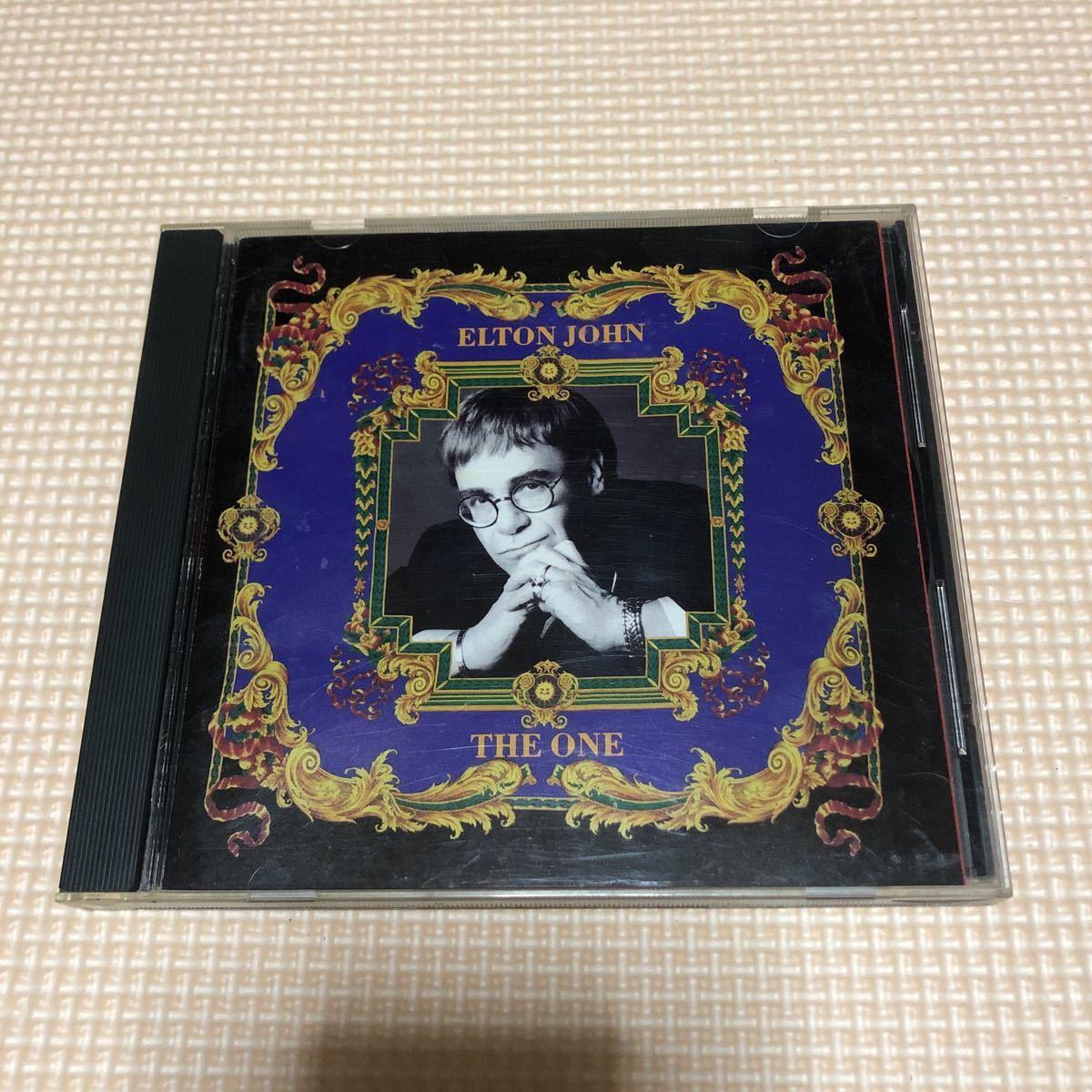 エルトン・ジョン ザ・ワン 国内盤CD