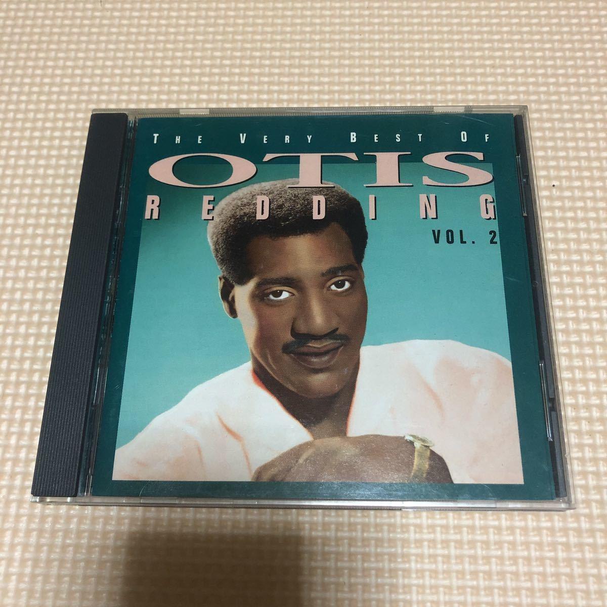 Otis Redding The Very Best Of Otis Redding Vol. 2 USA盤CD