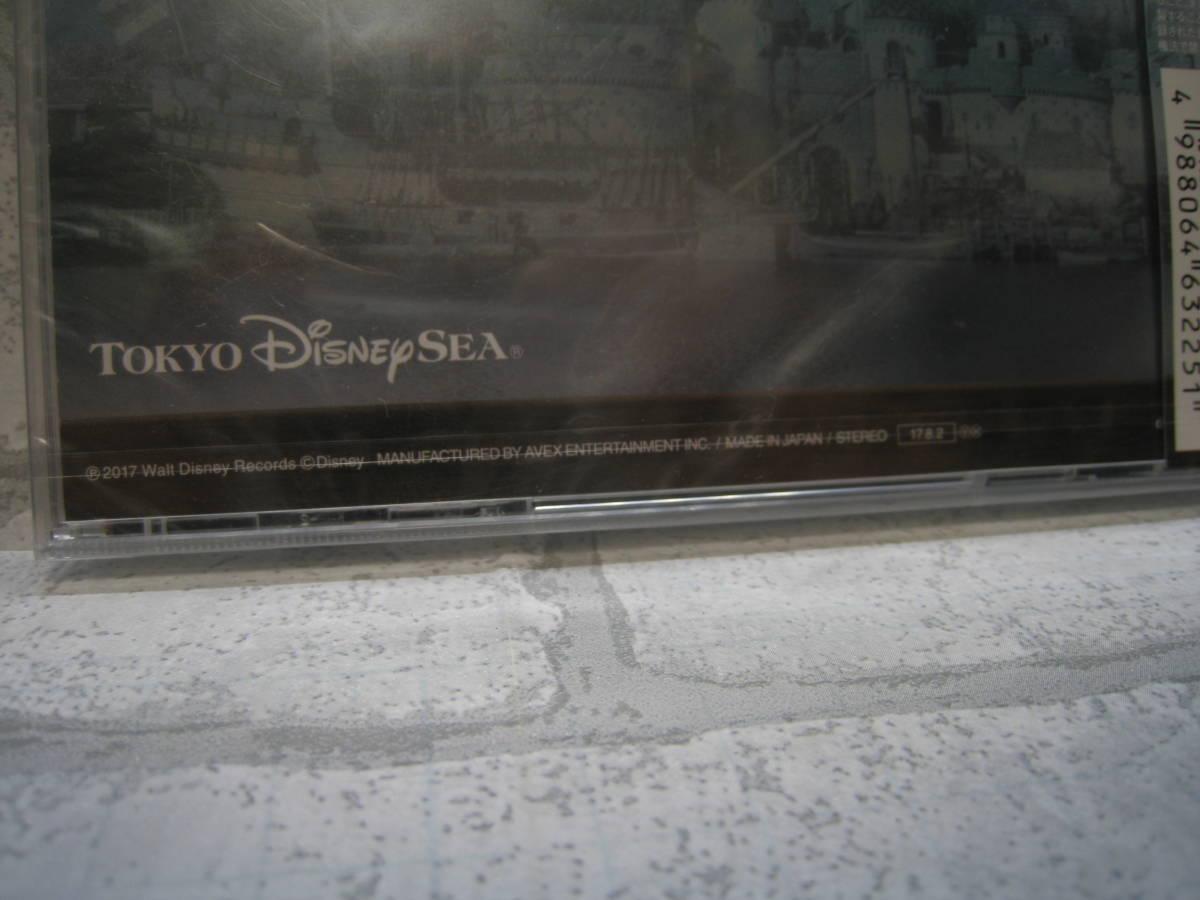 未開封 TDS ディズニー パイレーツ サマー CD ハーバーショーの音楽を収録_画像6