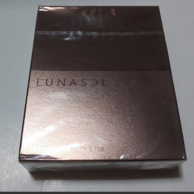 《最終値下げ》ルナソル アイシャドウ フェザリースモーキーアイズ 01