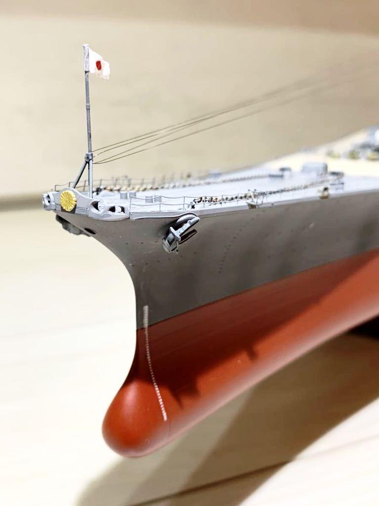 1/350 戦艦 大和 大日本帝国海軍 模型 精密完成品 プラモデル タミヤ_画像8