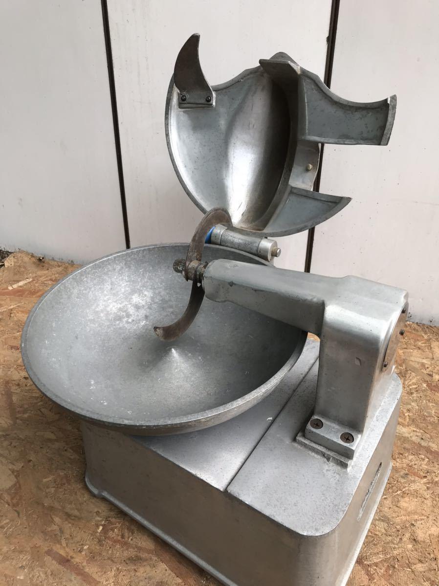 ★ 大道産業 オーミチ OMF-400 業務用 フードカッター 100V 調理器具 厨房店舗 飲食店 ★_画像7
