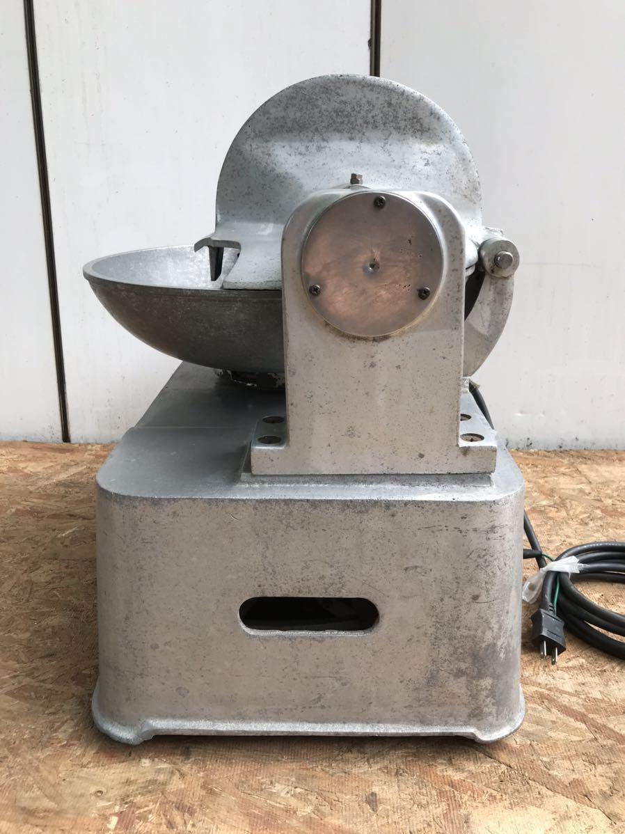 ★ 大道産業 オーミチ OMF-400 業務用 フードカッター 100V 調理器具 厨房店舗 飲食店 ★_画像6