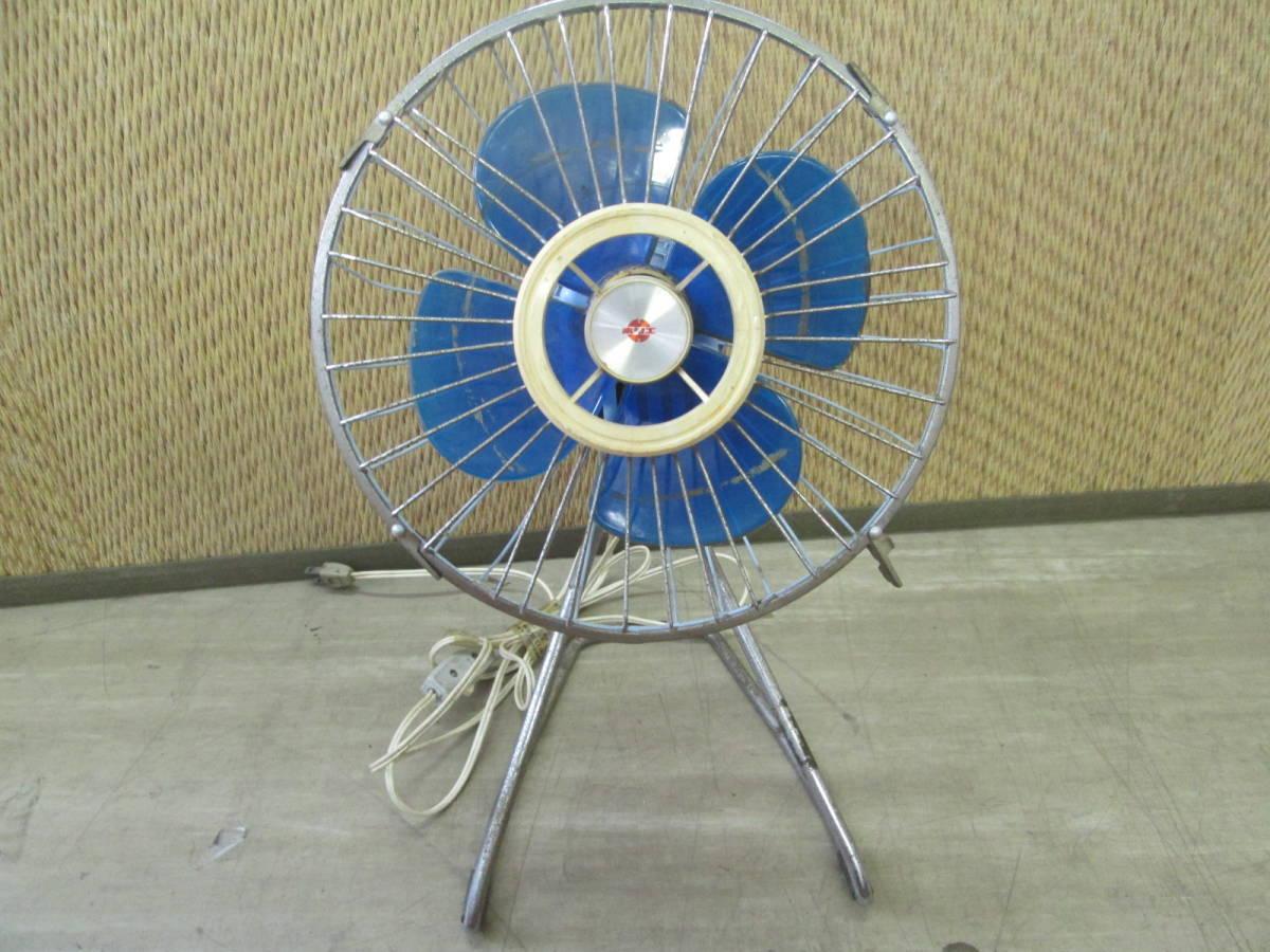 レトロ ホリエ扇風機 HF-20-I アンティーク扇風機_画像1