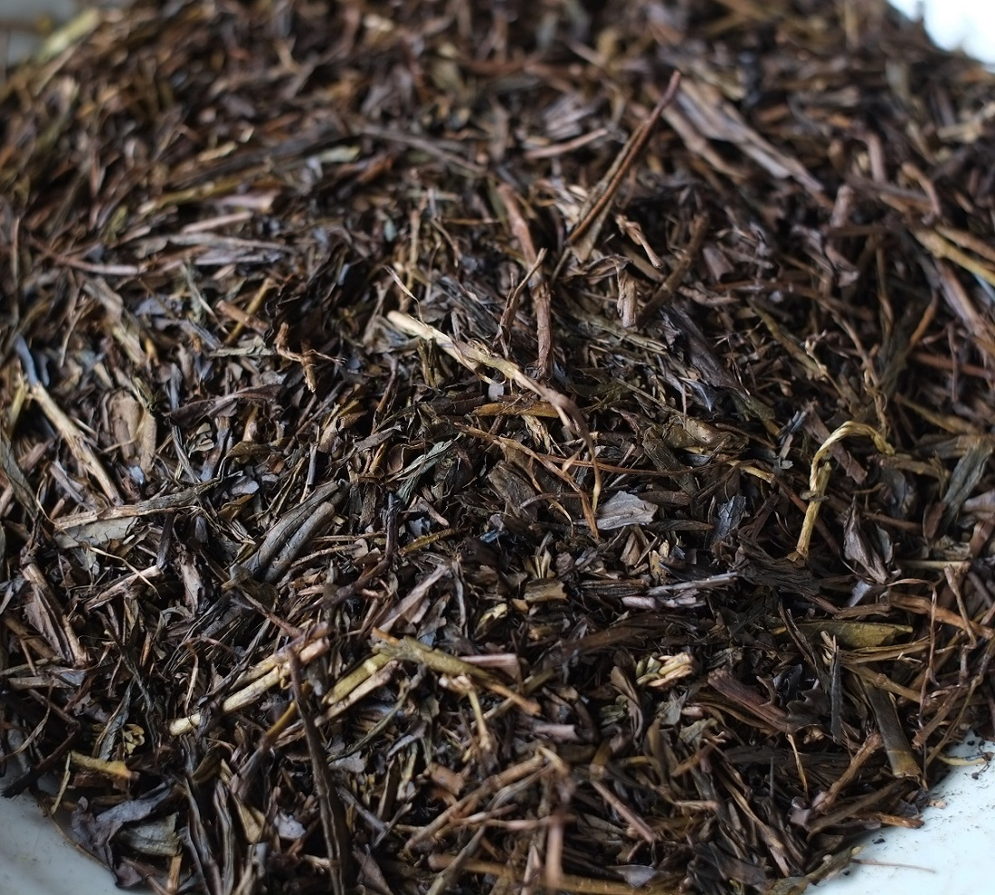 ほうじ茶(30g)農薬・肥料不使用 加茂自然農園のお茶 送料120円_画像1