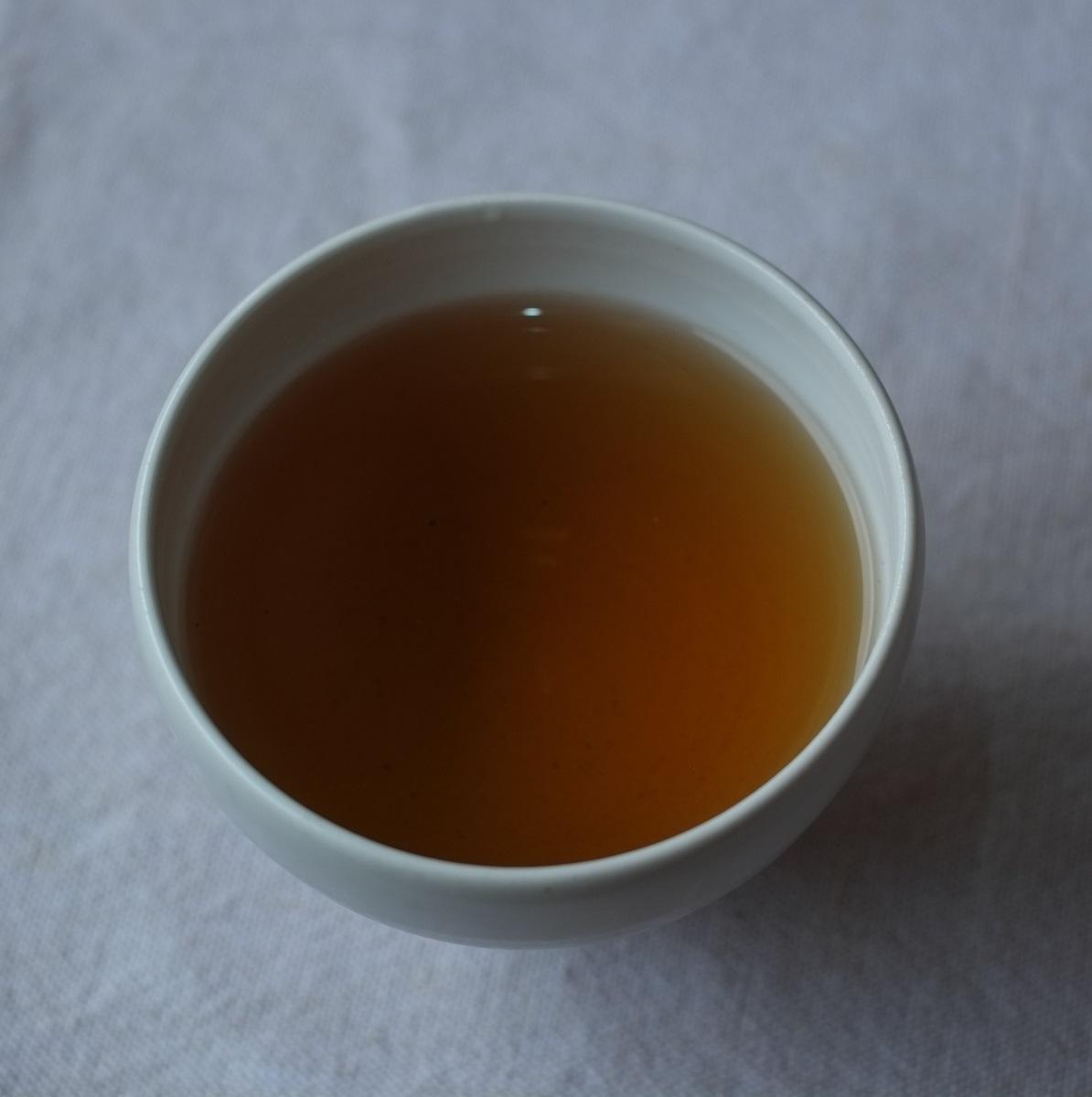 ほうじ茶(30g)農薬・肥料不使用 加茂自然農園のお茶 送料120円_画像3