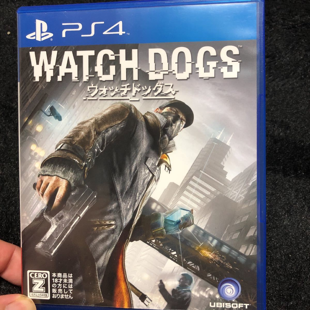 ウォッチドッグス PS4ソフト