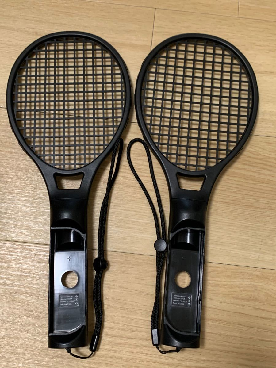 Switch版 マリオテニス エース ソフトとラケット2つセット