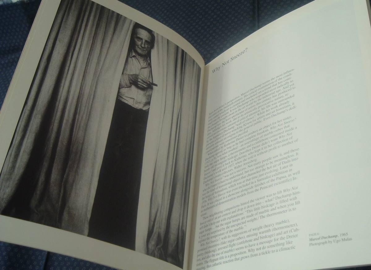 洋書【 Marcel Duchamp 1887-1968 】Janis Mink/著 1995年 Taschen マルセル・デュシャン_画像2