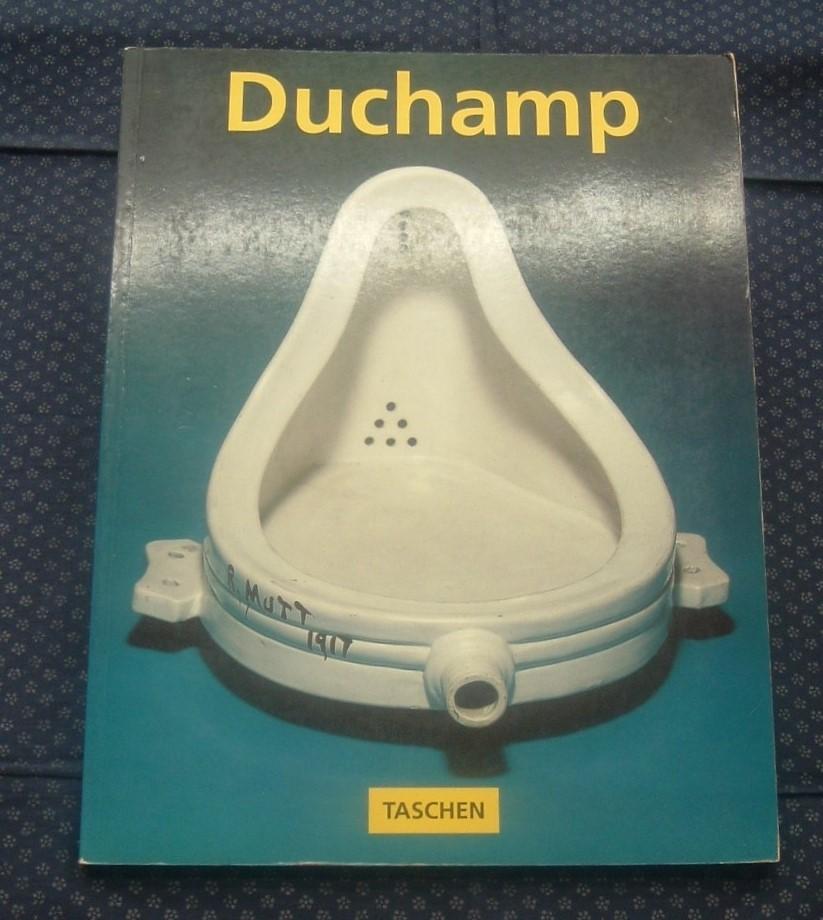 洋書【 Marcel Duchamp 1887-1968 】Janis Mink/著 1995年 Taschen マルセル・デュシャン_画像1
