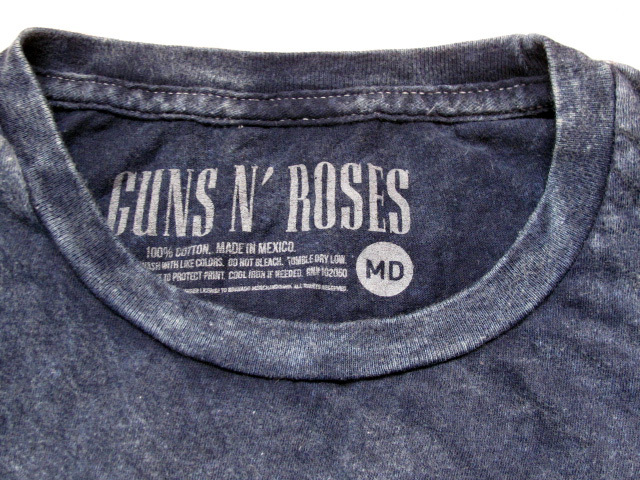 ■激レア■90s GUNS N'ROSES バンドTシャツ ガンズ・アンド・ローゼズ USE YOUR ILLUSION 91 全米ツアー1991年製 ビンテージ_画像5