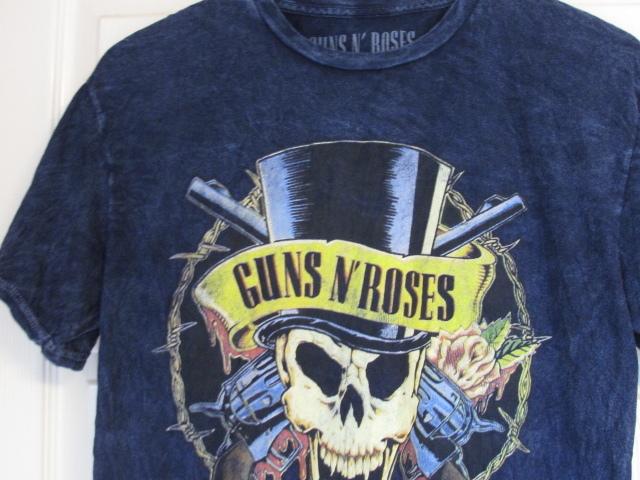 ■激レア■90s GUNS N'ROSES バンドTシャツ ガンズ・アンド・ローゼズ USE YOUR ILLUSION 91 全米ツアー1991年製 ビンテージ_画像6