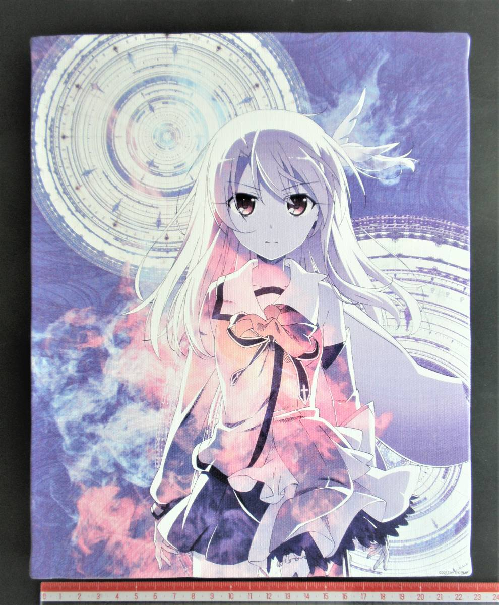 劇場版 プリズマ☆イリヤ 雪下の誓い 特製デジタルキャンバス F3サイズ_画像2