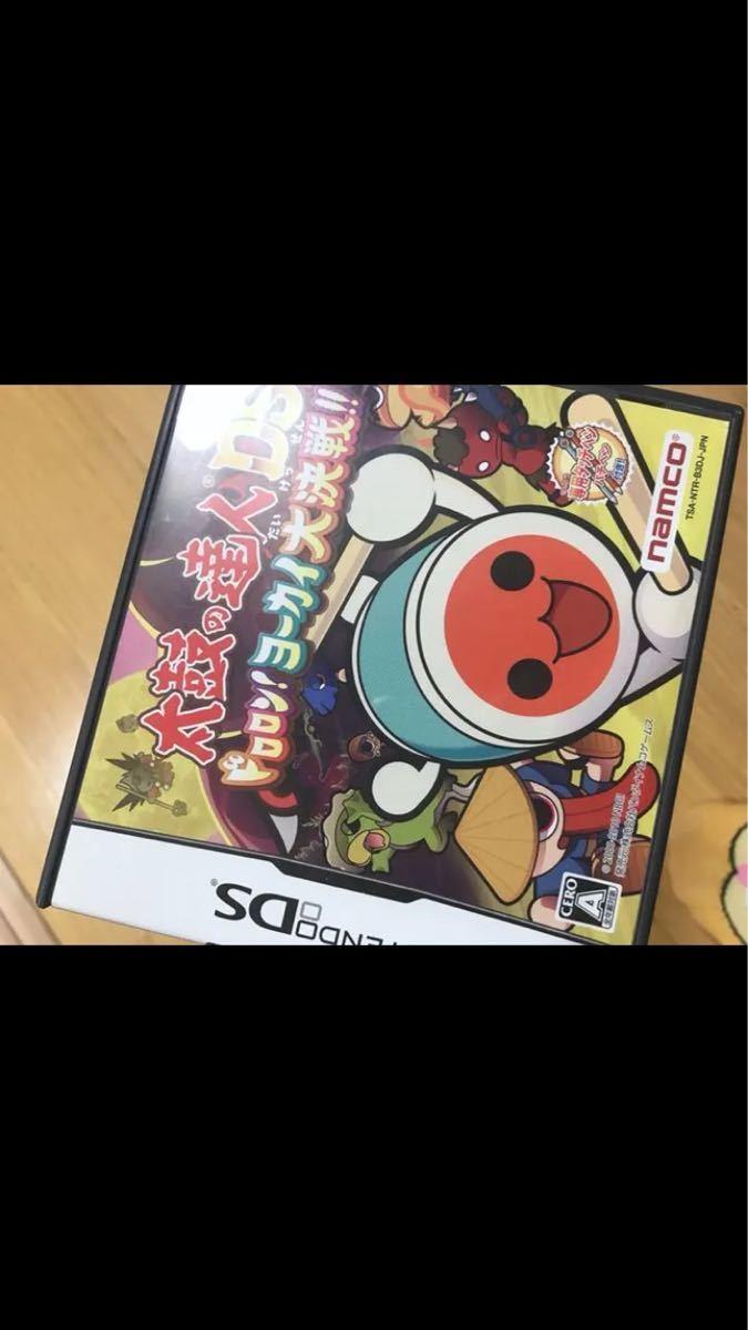 太鼓の達人 DSソフト