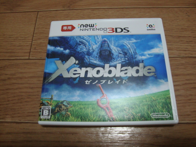 ★ 3DS ゼノブレイド Xenoblade ★