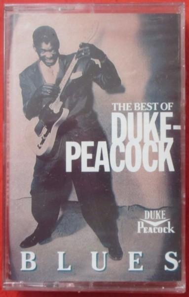 The Best Of Duke-Peacock Blues デューク・ピーコック オムニバス カセットテープ 輸入盤 カセットテープ 未開封/カット盤_画像1