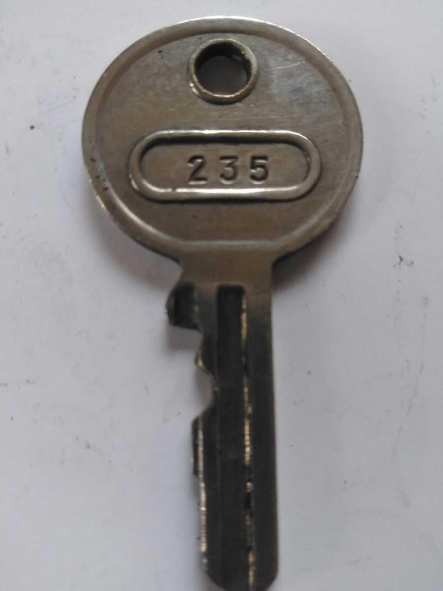 旧車、珍品、いすゞ、ヒルマン、鍵、キー、レトロ、観賞用、ビンテージ、レア物、昭和の時代、キーホルダー、インテリア、古い鍵、235_画像2