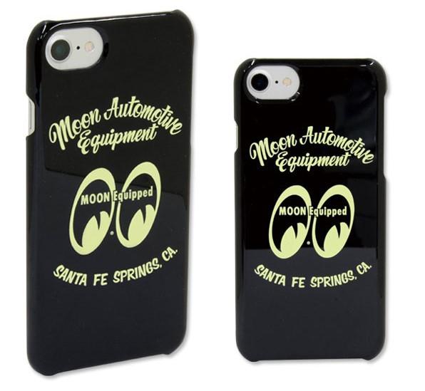 送料200円MOON Automotive iPhone SE(2020Model), iPhone8, iPhone7 & iPhone6/6s ハードケース [MQG129BK] _画像1