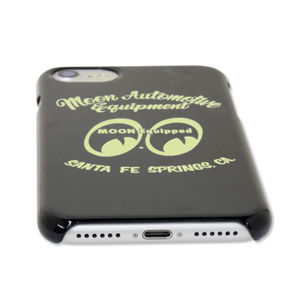 送料200円MOON Automotive iPhone SE(2020Model), iPhone8, iPhone7 & iPhone6/6s ハードケース [MQG129BK] _画像3