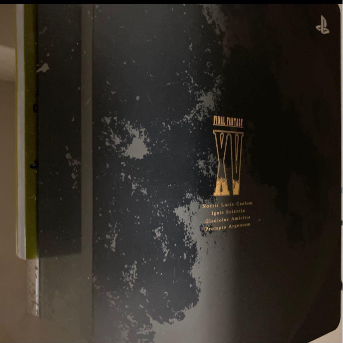ファイナルファンタジー15 LUNA EDITION 数量限定版 PS4 1TB