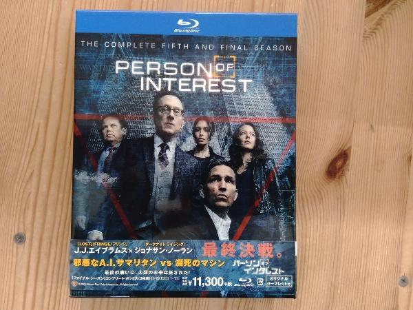 パーソン・オブ・インタレスト<ファイナル・シーズン>コンプリート・ボックス(Blu-ray Disc)_画像1