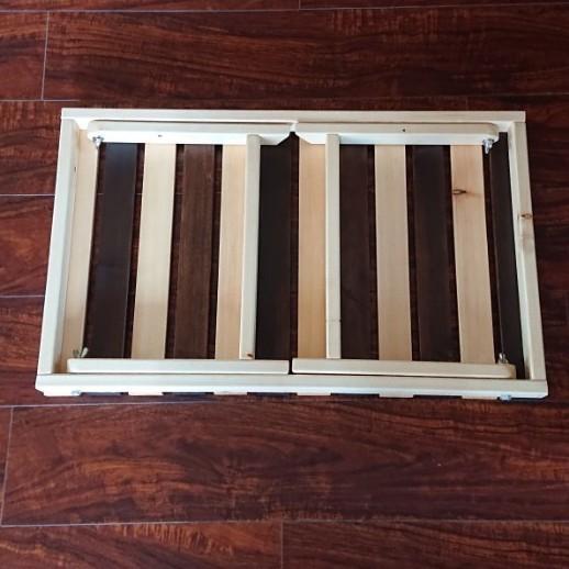 最終値下げ ハンドメイド 折り畳みローテーブル