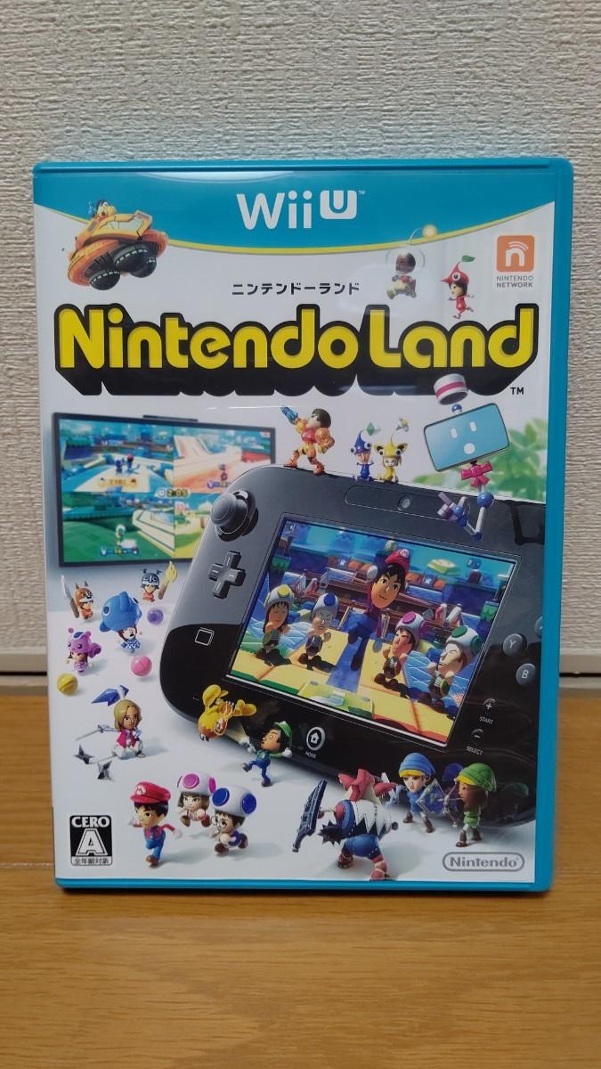 任天堂 Wii Uソフト Nintendo Land