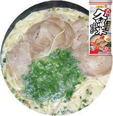 御徳用  第三弾大人気九州博多豚骨らーめん セット 5種(各12食分)60食分 ¥5880  うまかばーい _画像2