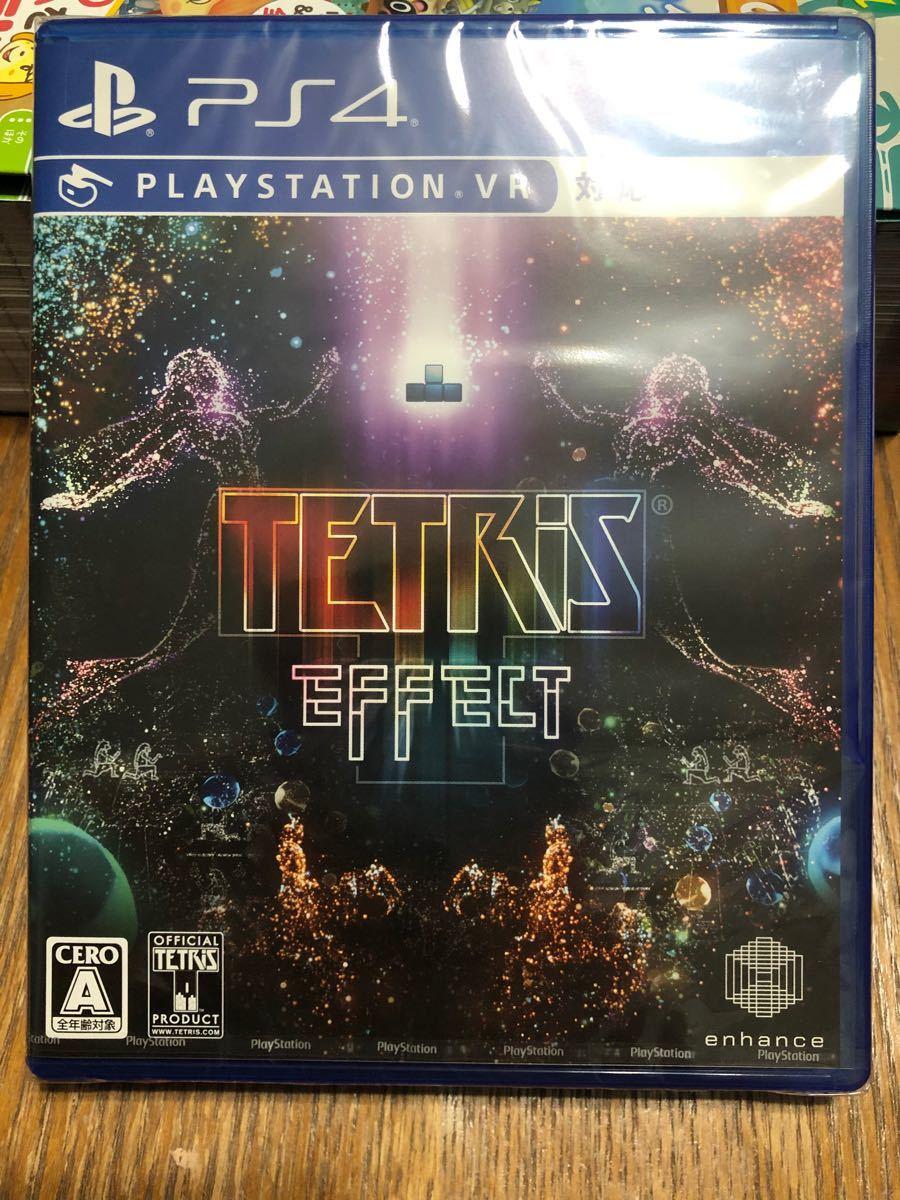 【PS4】 テトリス(R) エフェクト