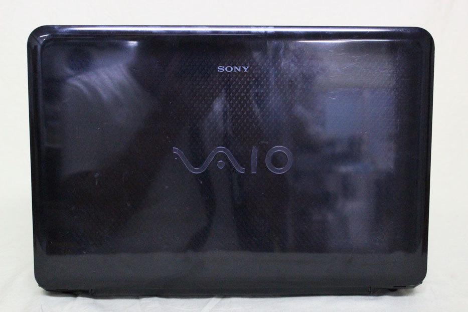 中古 15.5 型 SONY VAIO VPCCB49FJ Intel Core i5-2450M @ 2.50 GHz HDD 750GB メモリ 4GB Windows 10 Home 訳あり_画像7