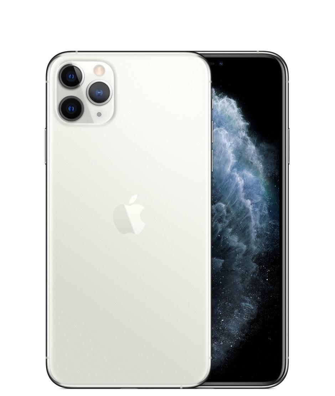 iPhone11 Pro シルバー 512GB 香港版 ダブルSIM 新品未アクティベート ・AppleCare+加入可 ・未使用・未開封 【もっと値下げ】_画像1