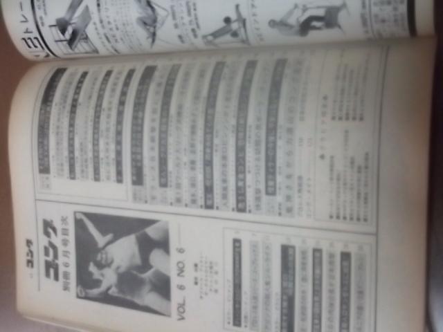 日本スポーツ。別冊ゴング1974年6月号。マスカラス。馬場。プロレス。デストロイヤー。猪木_画像3