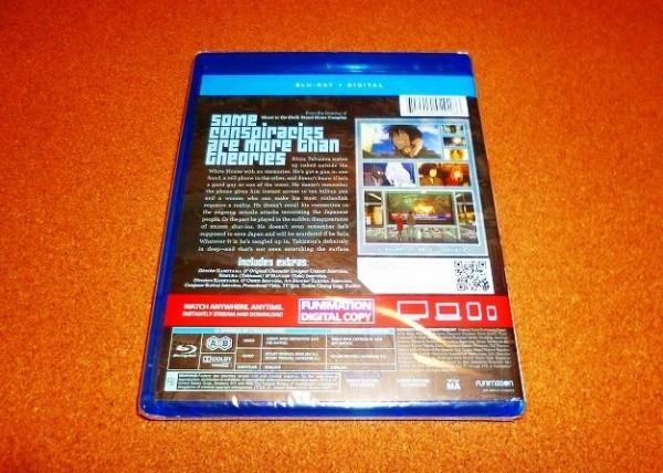 新品BD 【東のエデン】TV版全11話BOX!新盤 国内プレイヤーOK 北米版ブルーレイ_画像2