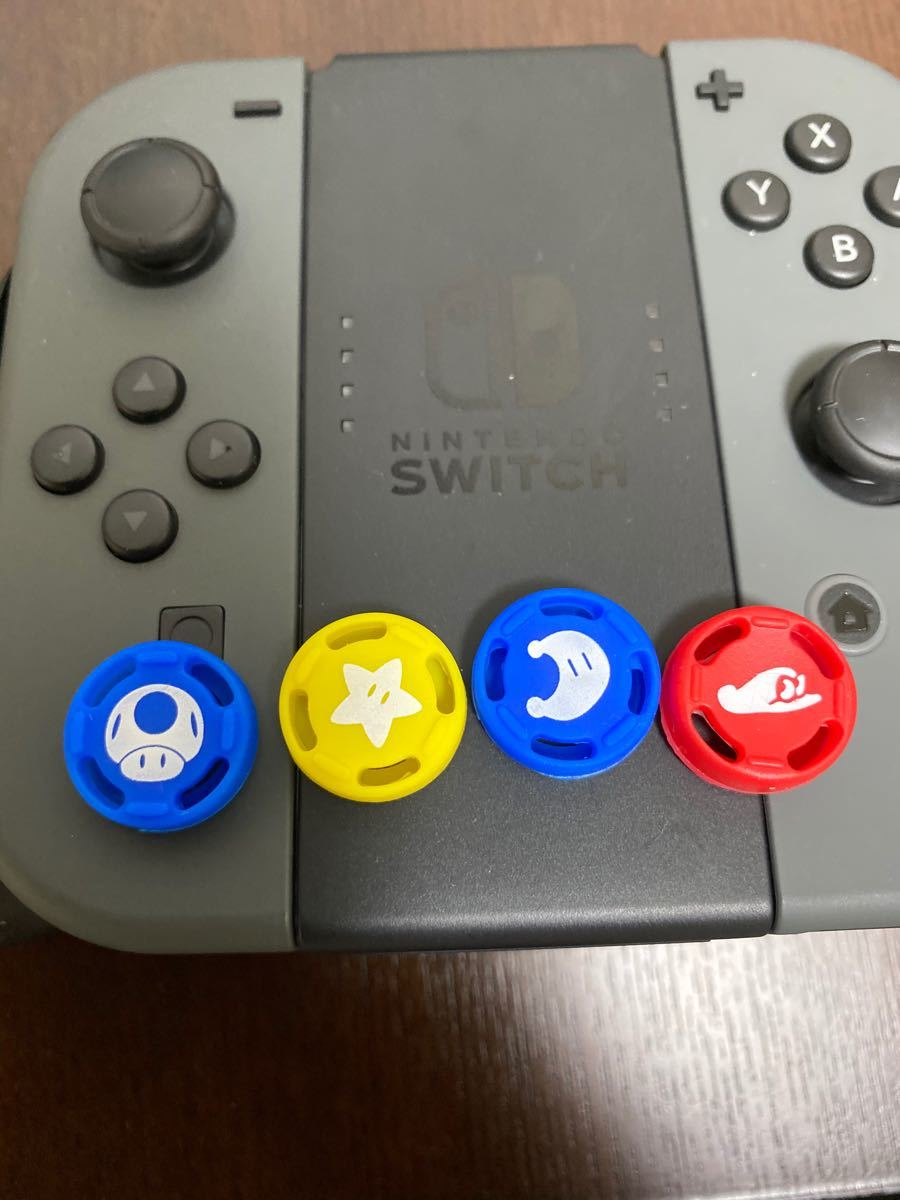 Nintendo Switch ニンテンドースイッチ コントローラーゴム