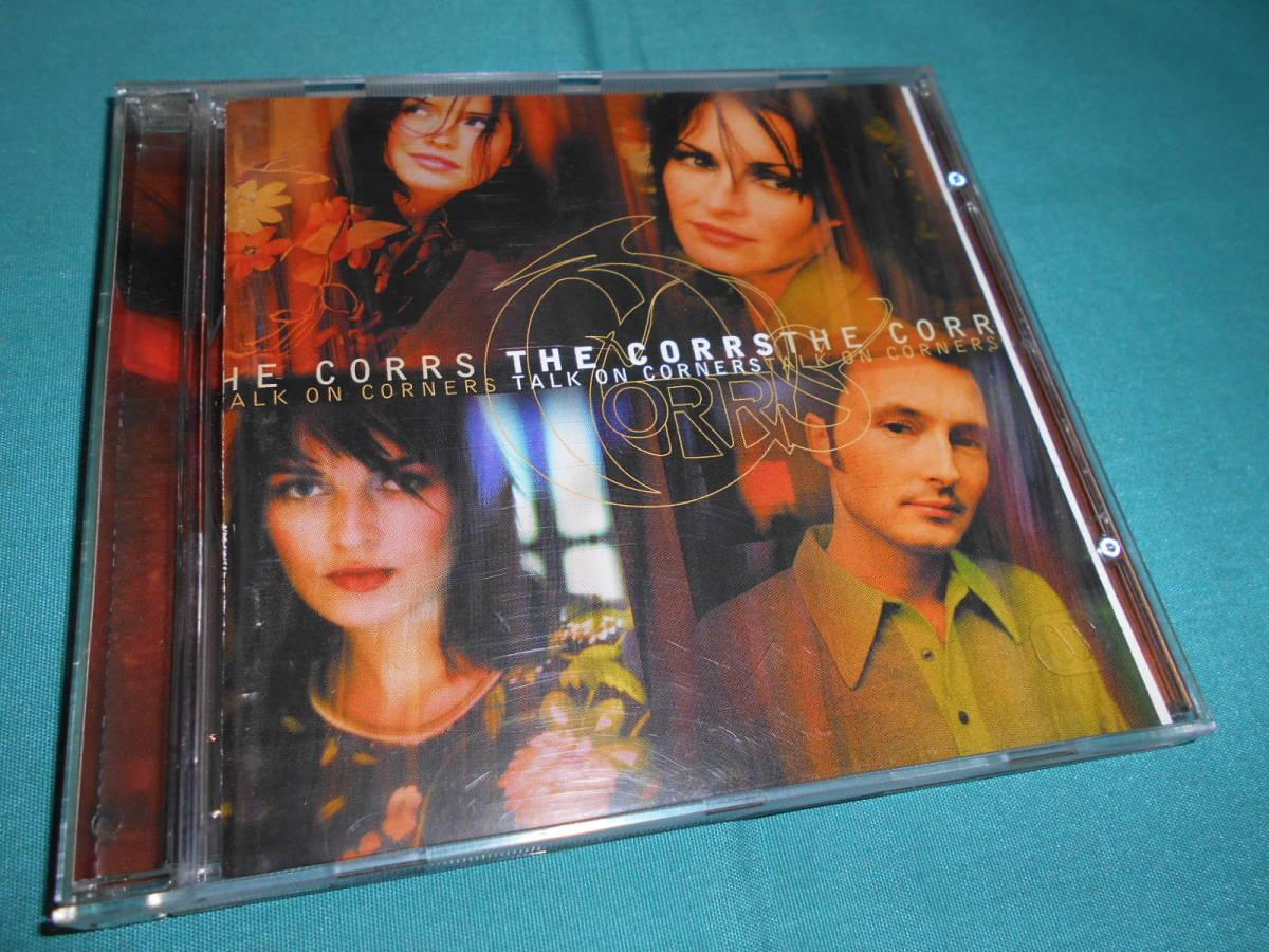 CD/ THE CORRS TALK ON CORNER 輸入盤 コアーズ_画像1