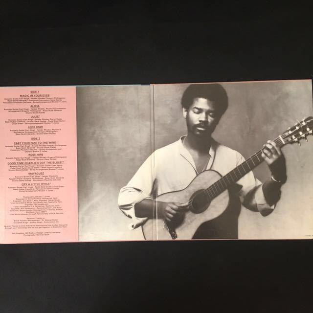 【EARL KLUGH】アール・クルー MAGIC IN YOUR EYES コレクター大放出 ジャズ jazz レコード LP 他多数同時出品! Blue Note_画像6