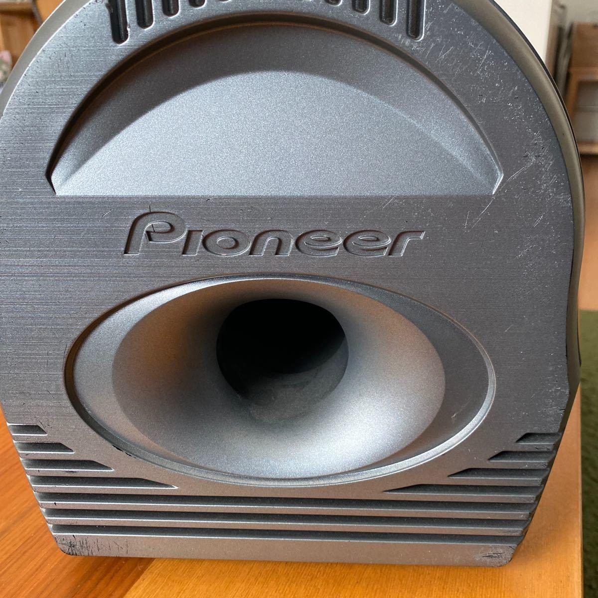 サブウーファー pioneer ts-wx55a_画像3