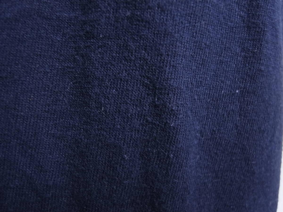 V6/3170★バンドT★ピンクフロイド PINK FLOYD 黒 半袖 Tシャツ DARK SIDE OF THE MOON #狂気 #両面プリント☆M_画像6