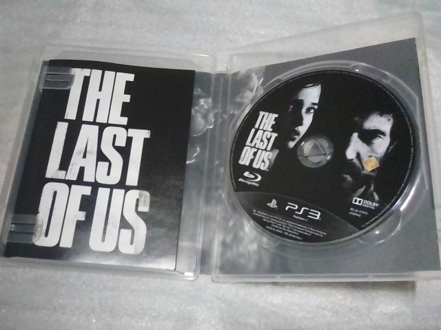 PS3用ソフト ラストオブアス THE LAST OF US