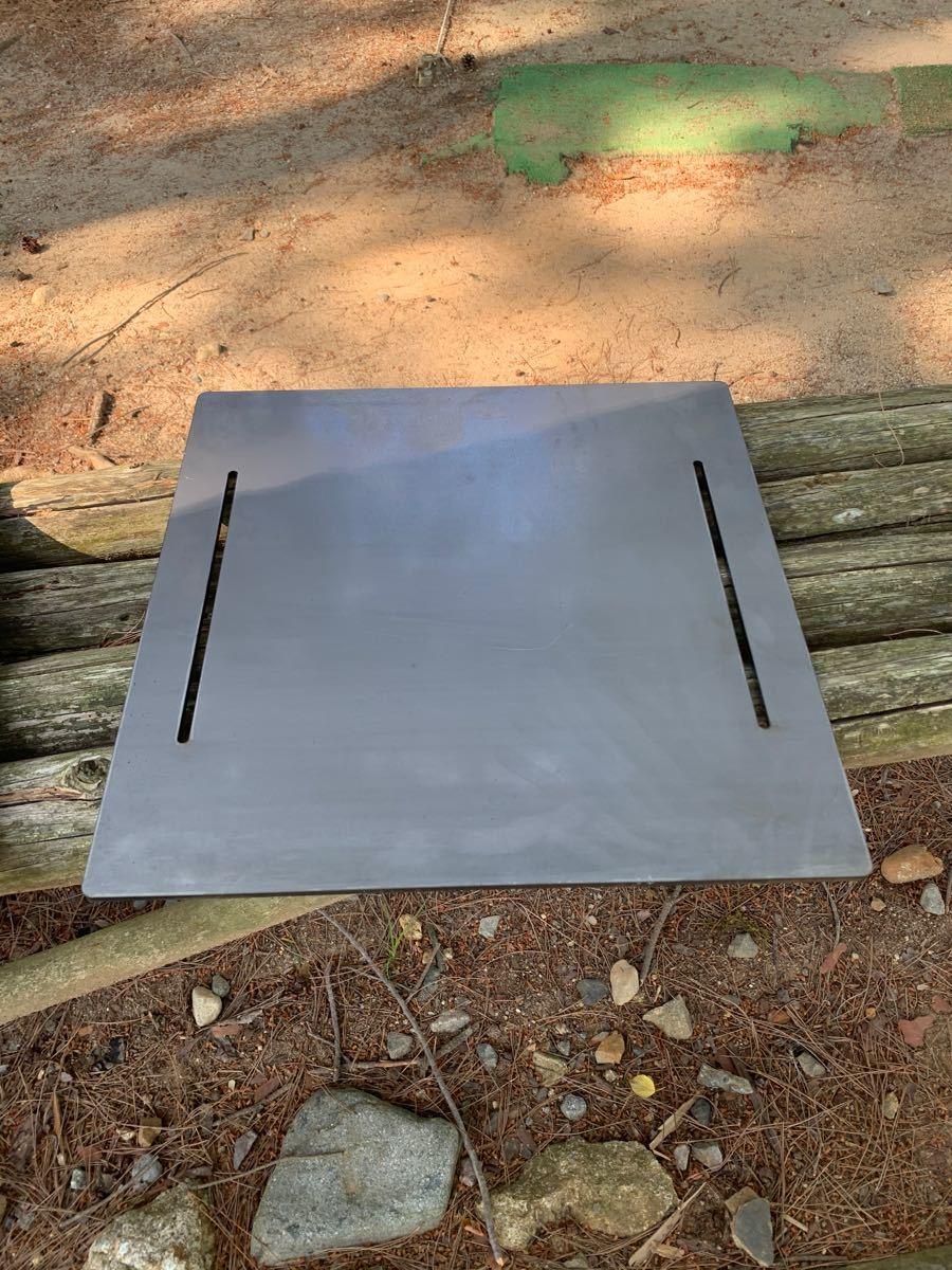 ロゴス ピラミッド グリル XL 極厚 鉄板 焼肉 バーベキュー LOGOS