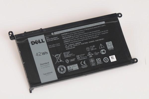 純正新品 Dell Inspiron 15 15-7560 15-7368 15-7378 15-5567 15-5578 15-5565 15-7472 15-7579用 WDX0R 11.4V 42Wh 内蔵 バッテリー