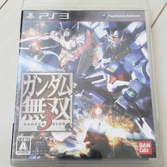 PS3 ガンダム無双3 セット