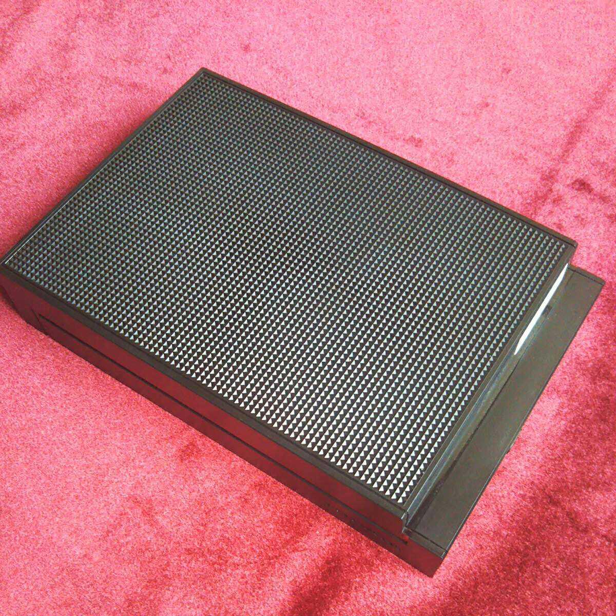 外付けHDD 2TB 1個 DVD-RW 10枚 DVD-R for data 38枚 DVDケース 66個 セット