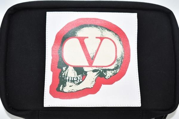 VALENTINO GARAVANI×UNDERCOVER/ヴァレンティノガラヴァーニ×アンダーカバー 19AW GOスカルクロスボディバッグ バッグ 20n06_画像2