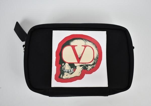 VALENTINO GARAVANI×UNDERCOVER/ヴァレンティノガラヴァーニ×アンダーカバー 19AW GOスカルクロスボディバッグ バッグ 20n06_画像3
