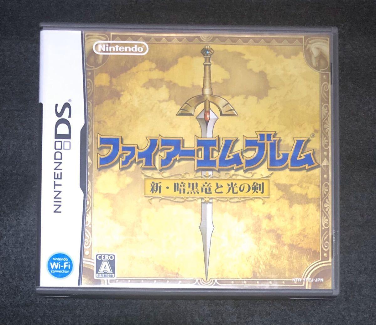 【DS】 ファイアーエムブレム 新・暗黒竜と光の剣