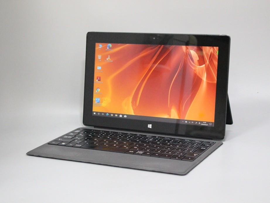 ★1円~ FHD タブレット Office2016 Microsoft Surface Pro2■Core i5-4300U 8GB SSD256GB WiFi カメラ Bluetooth Windows10 初期設定済み_画像1